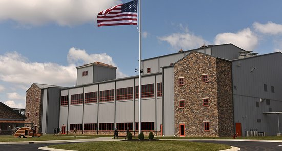 Bulleit Distilling Co  Visitor Experience