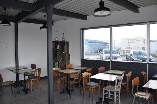 Pordic, فرنسا: Des emplacements permettant des conversation privées