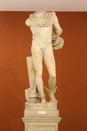 Statua di Mercurio