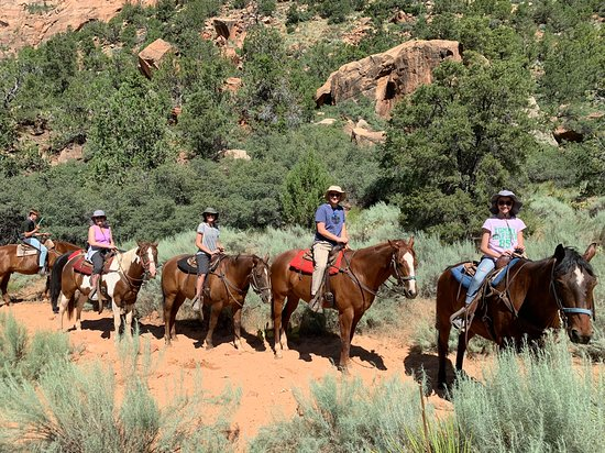 Canyon Trail Rides: On Sundance, Murphy, Cooper, and Chester