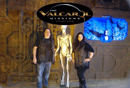 The Valcarol Missions Escape Room