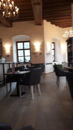 Admont, Austria: Bar area