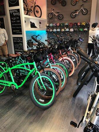 Best of Boulder E-Bike Tour: Pedego Facilities