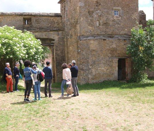 Chateau Pontus de Tyard