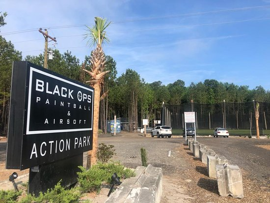 Black Ops Paintball & Airsoft Action Park