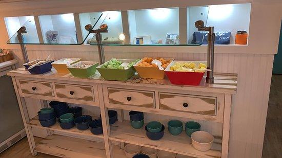 Frisches Obst Jeden Morgen Picture Of Jules Kitchen Miami