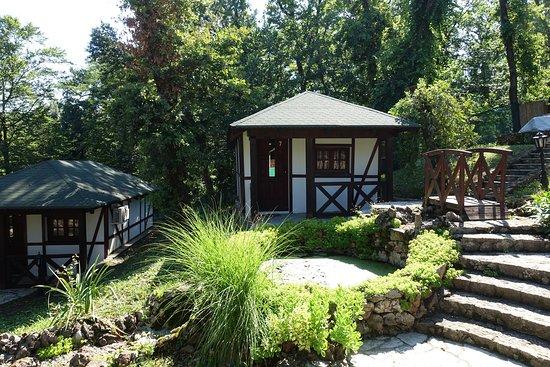 Obrenovac, Serbia: two bungalows