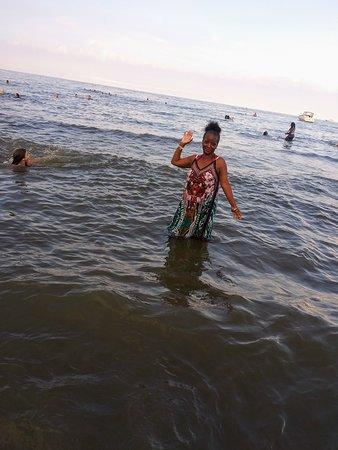 Cedar Point Family visit