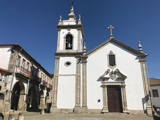 Igreja de Sao Pedro: The Church of San Pedro
