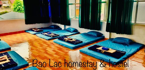 At Bao Lac homestay & hostel