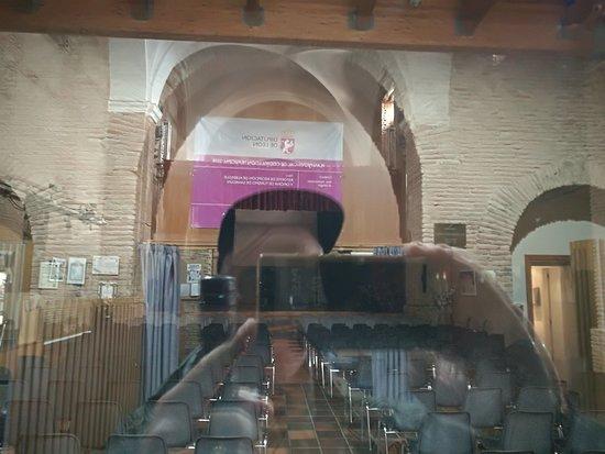 Iglesia de la Santisima Trinidad: Interior.