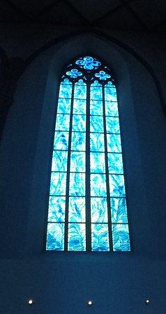 Viking Hild: St. Stephens Chagall Window