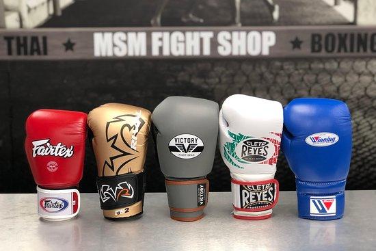 MSM Fight Shop