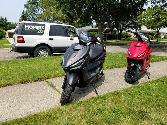 Mopeds 2 U