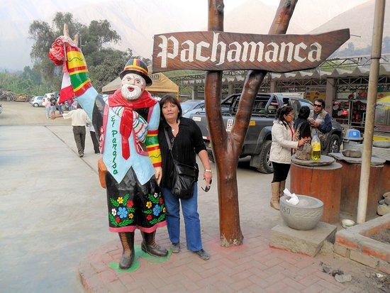 Santa Eulalia, เปรู: Nos vamos satisfechos con idea de volver una vez más