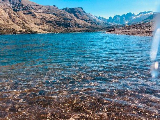 Lagunas de Epu Lauquen: Increíble vista