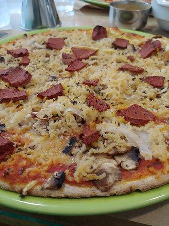 Dolce Pizza y Los Veganos imagem