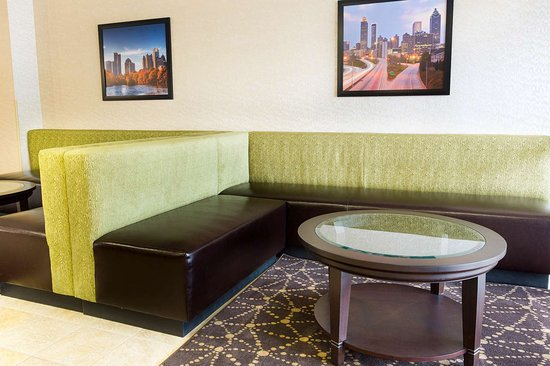 Drury Inn & Suites Atlanta Airport: lobby