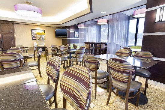 Drury Inn & Suites Atlanta Airport: dining