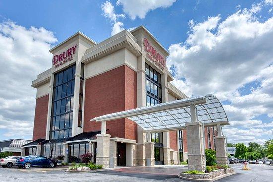 Drury Inn & Suites St. Louis Airport