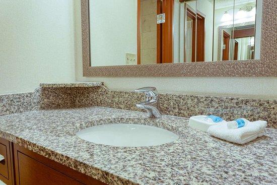 Drury Plaza Hotel St. Louis Chesterfield: bathroom