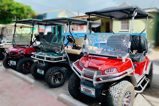 Dynamic Golf Cart Rental, San Pedro, Belize