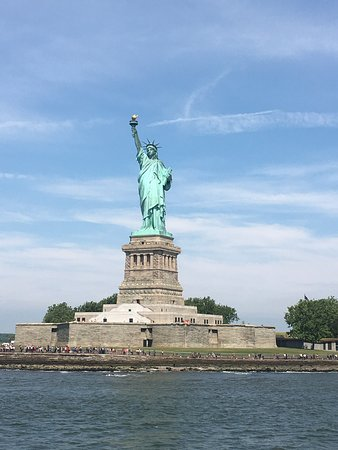Statue of Liberty - Besuch empfehlenswert