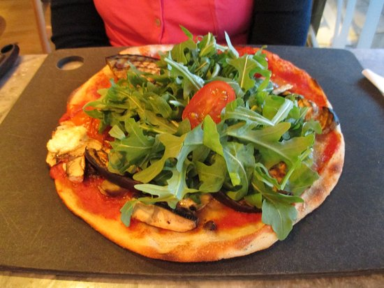 Mainleggario Pizza Picture Of Pizza Express Portsmouth