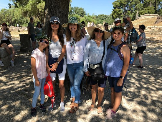 Olympia Guided Tours by Elena