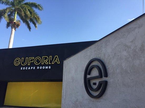 EUFORIA Escape Rooms