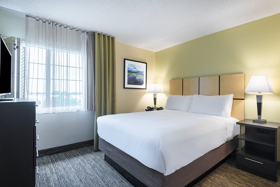 Candlewood Suites Lake Mary: Guest room