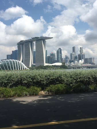 Singapore CITY SCOOT Tour Photo