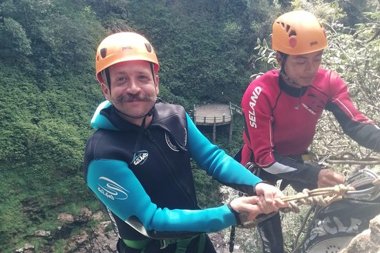 Sapa - Canyoning Tour