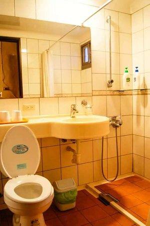 Da Fu Di B&B: 現代化衛浴舒適乾淨