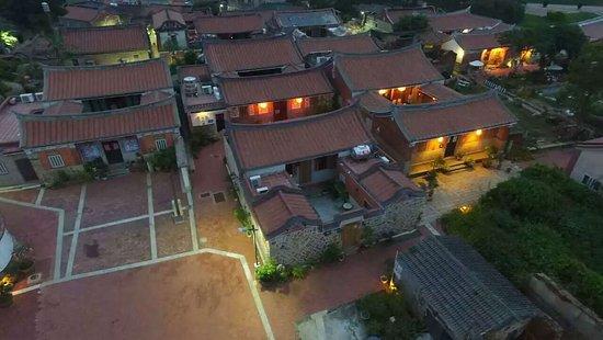 Da Fu Di B&B: 珠山古厝聚落保存完整