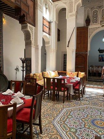 Tour stop in Medina