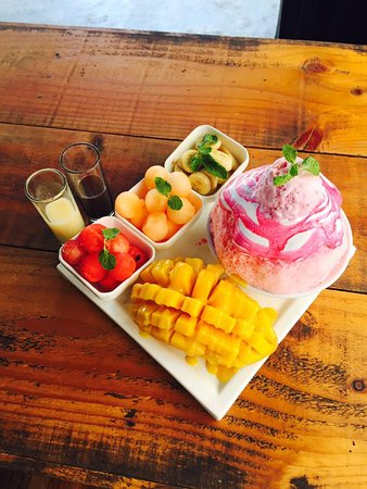 Bingsu iam cafe@Betong