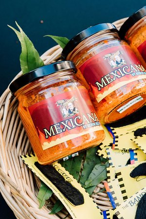 Bill Bentley Pub at Turtle Village: Mexican Sauce