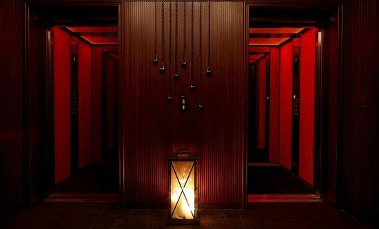Sinner Paris: Ascenseur