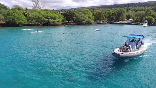 Captain Cook Snorkeling Cruises