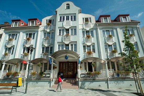Hotel Erzsebet Hévíz