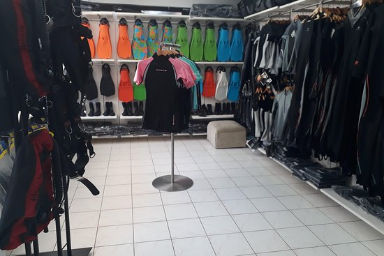 Deep Store Kaş Scuba Shop