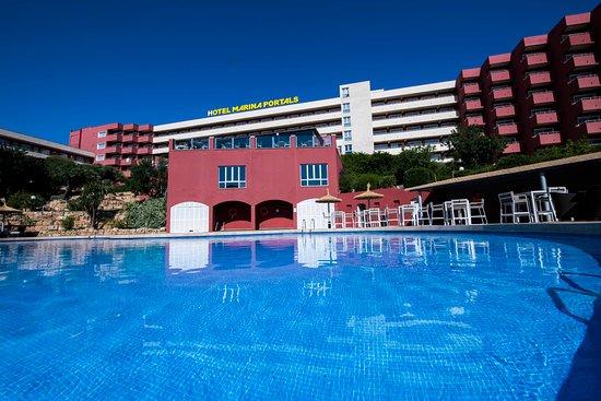 Zona Spa – Foto de Salles Hotel Marina Portals, Maiorca - Tripadvisor