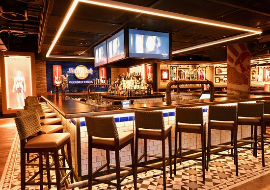 Bars Near Piccadilly Circus >> Hard Rock Cafe Piccadilly Circus London Ulasan Restoran