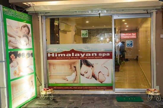 Himalayan Nirvana spa