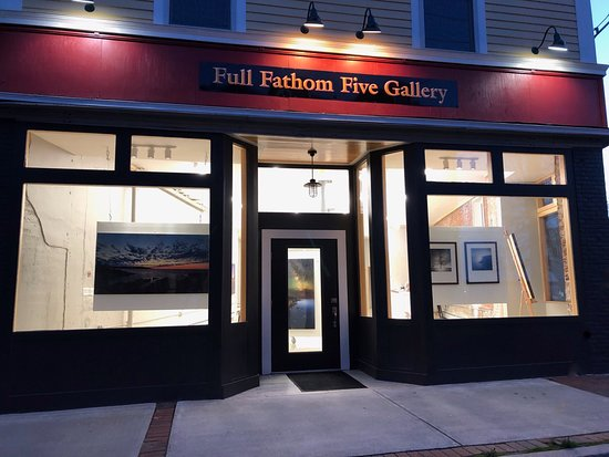 Full Fathom Five Gallery