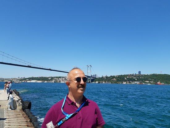 Guia y Conductor Privado de Estambul