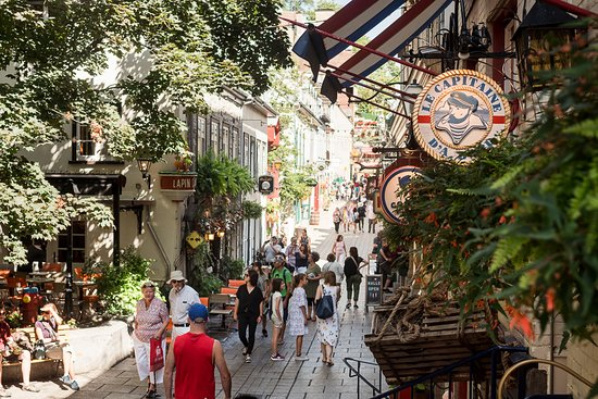 Quartier Petit Champlain (Quebec City) - All You Need to ...