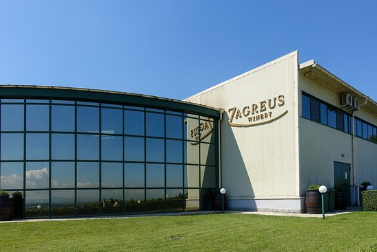 Zagreus Winery: The winery is build in 2003.
