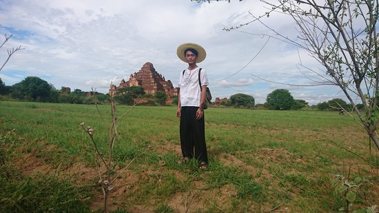 Bagan is the most attractive city for traveler in Myanmar. Bagan (Burmese: ပုဂံ; MLCTS: pu.gam, IPA: [bəɡàɴ]; formerly Pagan) is an ancient city and a UNESCO World Heritage Site located in the Mandalay Region of Myanmar. From the 9th to 13th centuries, the city was the capital of the Pagan Kingdom, the first kingdom that unified the regions that would later constitute modern Myanmar. During the kingdom's height between the 11th and 13th centuries, over 10,000 Buddhist temples.